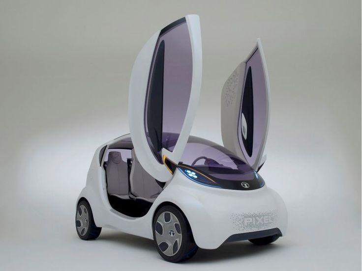 Scissor Door Mini Cars : Tata Nano 2015