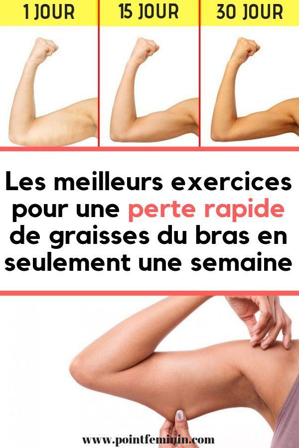 meilleur exercice pour perdre la graisse corporelle rapide