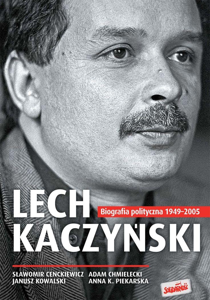 Lecha Kaczyński biografia polityczna