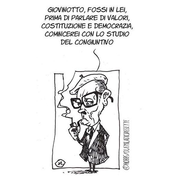 """Pertini - Di Maio: alla ricerca della """"similitudine"""" perduta..."""