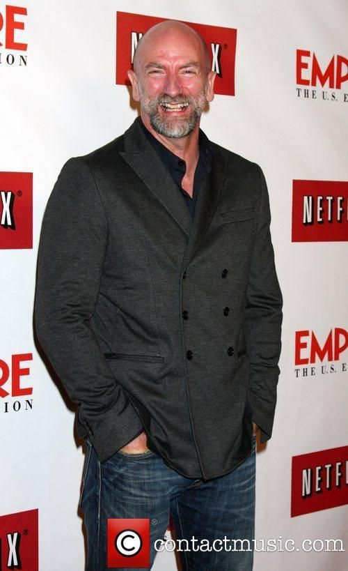 GRAHAM McTAVISH PLAYS DOUGAL MACKENZIE: Outlander The Cast, Outlander Addict, 2012 Photo,