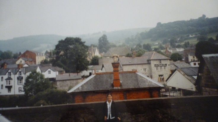 Me and Llangollen, Wales