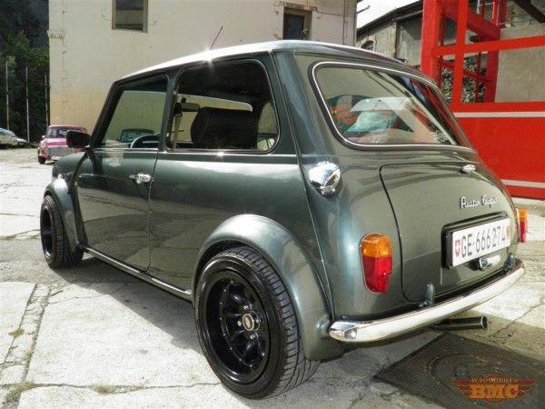 Mini Cooper MPI Aston Vintage