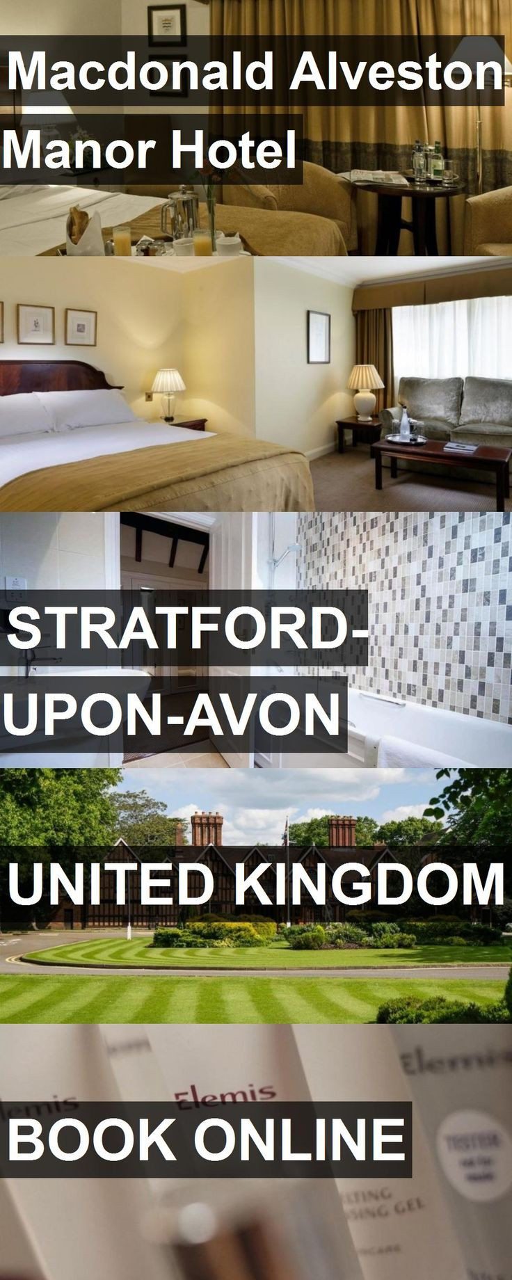 Hotel Macdonald Alveston Manor Hotel in Stratford-Upon-Avon, United Kingdom. For more information, photos, reviews and best prices please follow the link. #UnitedKingdom #Stratford-Upon-Avon #MacdonaldAlvestonManorHotel #hotel #travel #vacation
