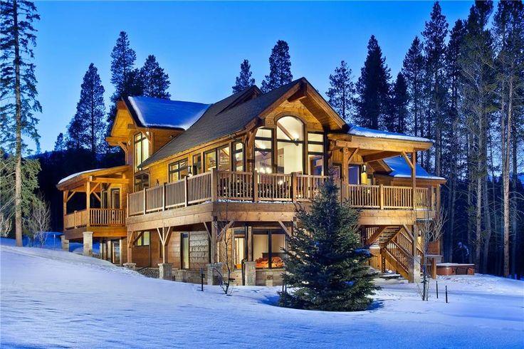 Breckenridge ski resort house rental luxury homenear