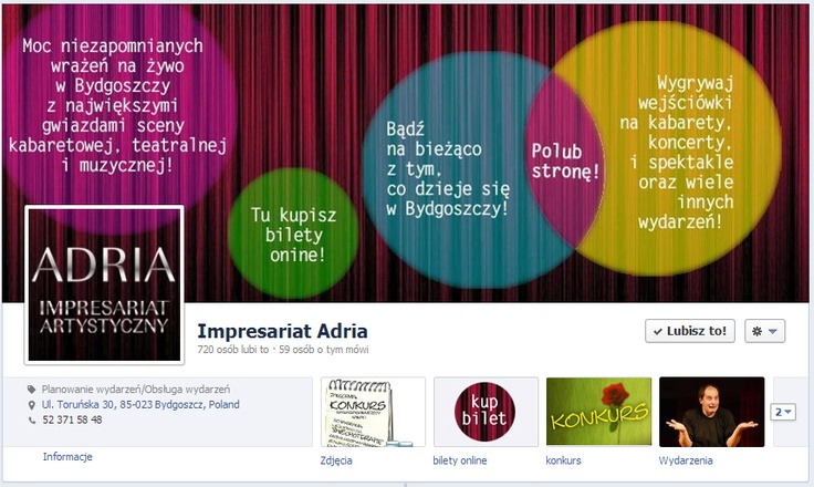 Cover photo Impresariatu Adria