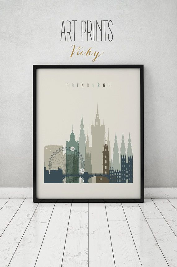 46 best CITY SKYLINES in BLUE GREY COLORS images on Pinterest - wandtatoos f r k che