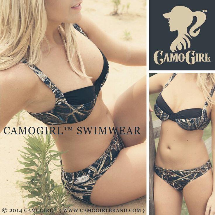CamoGirl™ Swimwear www.camogirlbrand.com