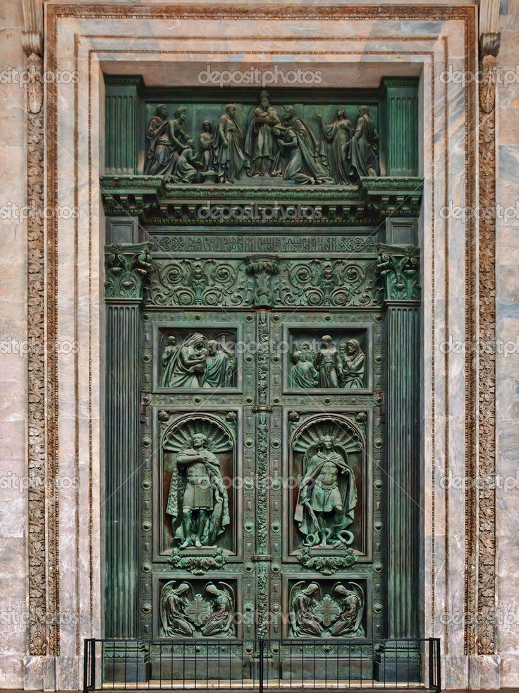 ancient doors | Ancient door | Razvodovskij #3994346 ...