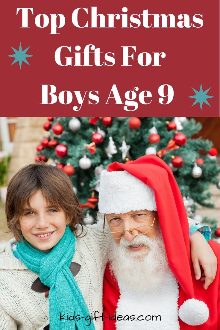 Best toys for boys age 9