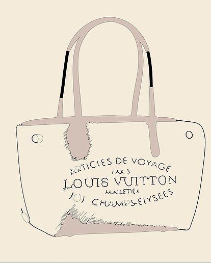 Louis Vuitton. FSH024