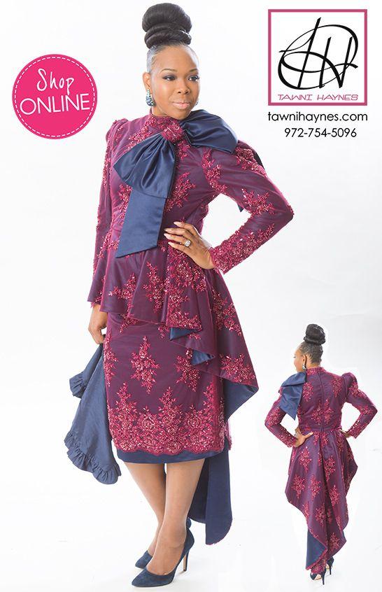 a4ec96f51c23c Asymmetrical Peplum Ensemble in 2019   Tawni Haynes Custom Apparel    Fashion dresses, Church fashion, Church dresses