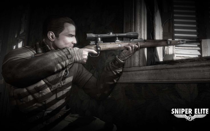 cool sniper elite v2 games uhd wallpapers