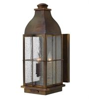 Show products in category Hinkley Lighting 2045SN Outdoor Sconce Lighting Bingham