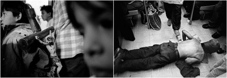 Todas estas fotografía pertenecen a Francisco Mata Rosas, quien es uno de los exponentes más reconocidos de la fotografía contemporánea nacional.
