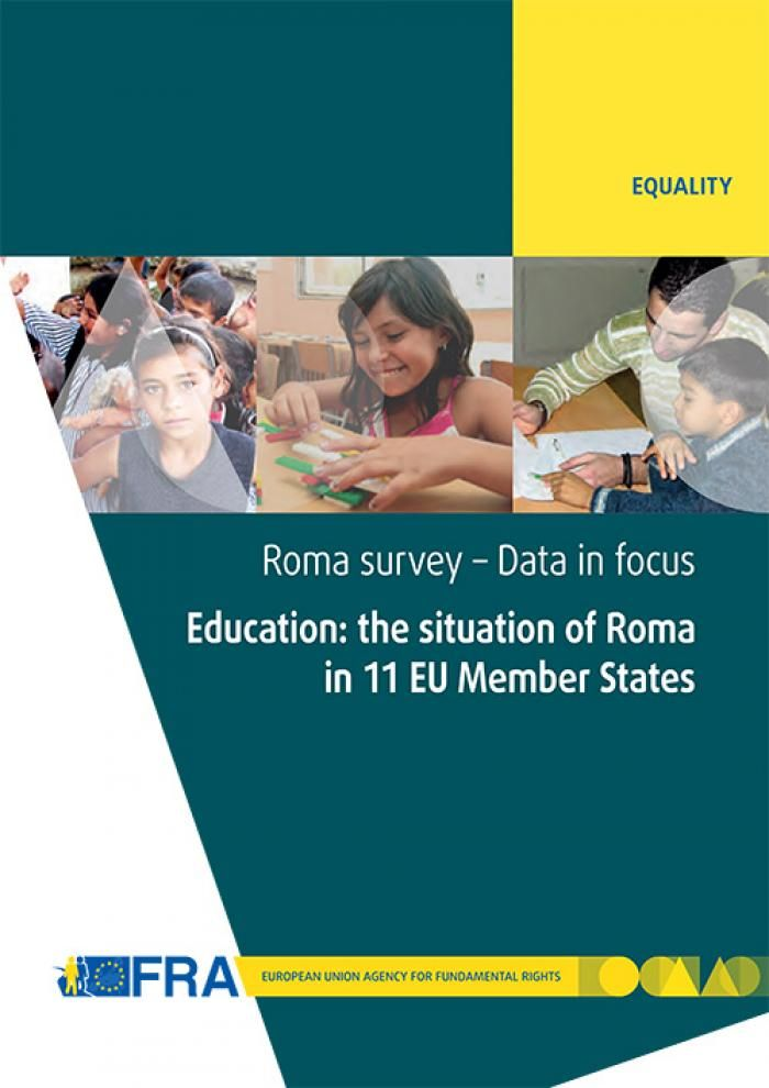 Education: the situation of Roma in 11 EU Member States | European Union Agency for Fundamental Rights
