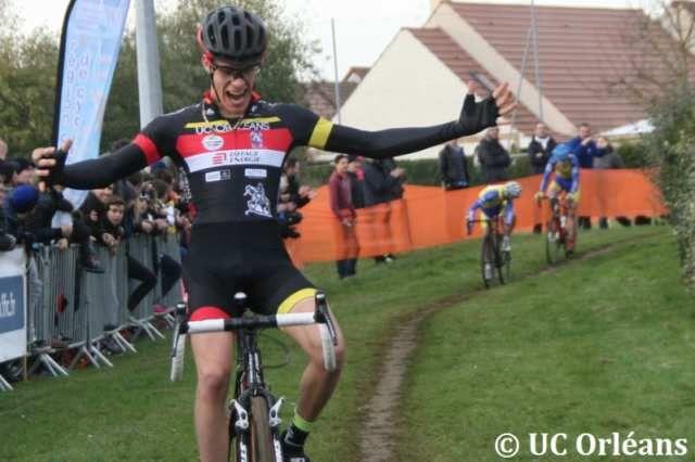 Maxime GIRARDIN UC Orléans - champion de la Région Centre 2015 Théo Liste des engagés : BOULLERET - Cyclo-cross - Séniors 7.05 - Cyclo Cross 1 2 3 ème Catégories - Cyclo-Cross - 7 engagés (saisie par Internet et sous réserve de modification par la FFC)...