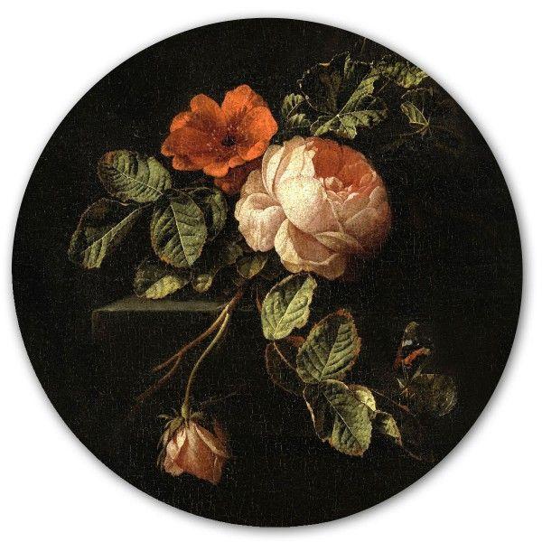 Magneetsticker 'Flowers for ...' van Groovy Magnets