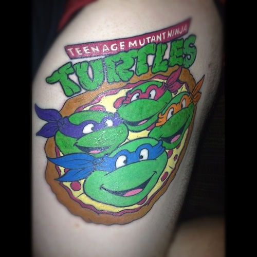 17 best images about ninja turtle tattoo on pinterest geek tattoos s tattoo and mike d 39 antoni. Black Bedroom Furniture Sets. Home Design Ideas