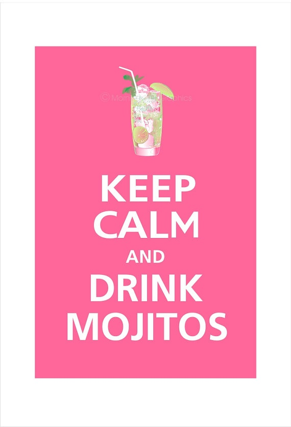 Perfect for Laura!  She loves her mojitos!