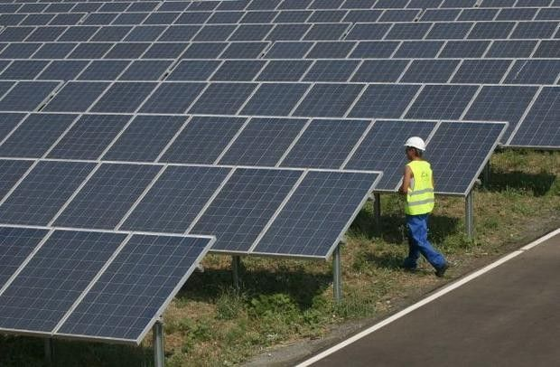 The French company plans to construct in Chernobyl solar power station for 1,25 billion dollars