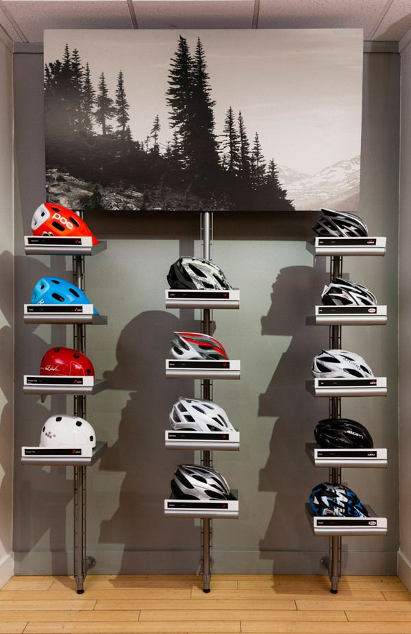 35 Best Images About Helmet Storage On Pinterest Wall