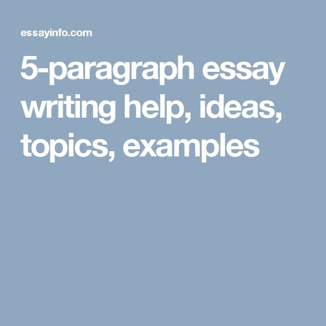 Help writing essay com topics examples