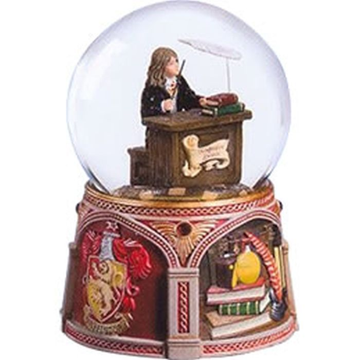 Harry Potter Hermione Granger Leviosa Waterglobe by San Francisco Music Box