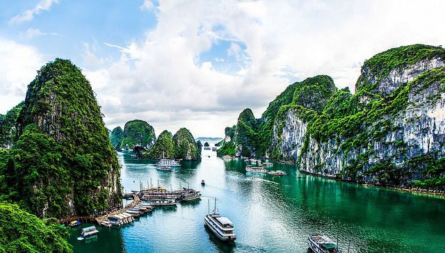 Anyone looking to learn about the culture can take #VietnamHolidays and visit heritage sites.