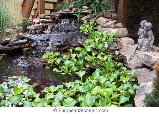 how to make a pond child safe