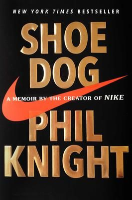 2016 - Shoe Dog - Phil Knight - great book - the original growth hacker, innovator and shoe dog genius. Love that Jordan had an on staff concierge.