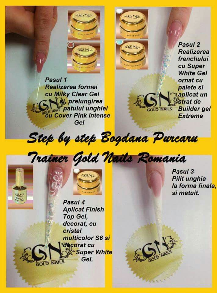 SBS - Gold Nails Romania
