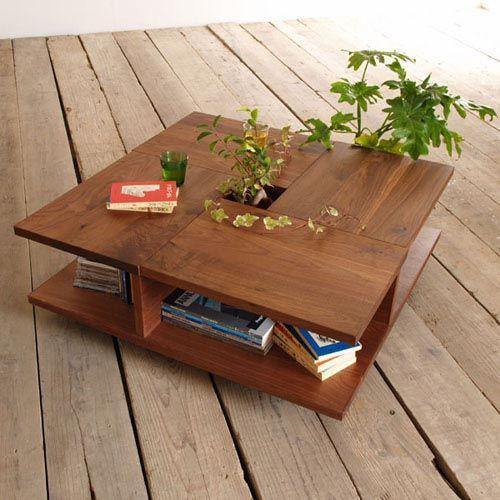 PRONTO Living Table Square プロント リビングテーブル 正方形 | リグナ東京