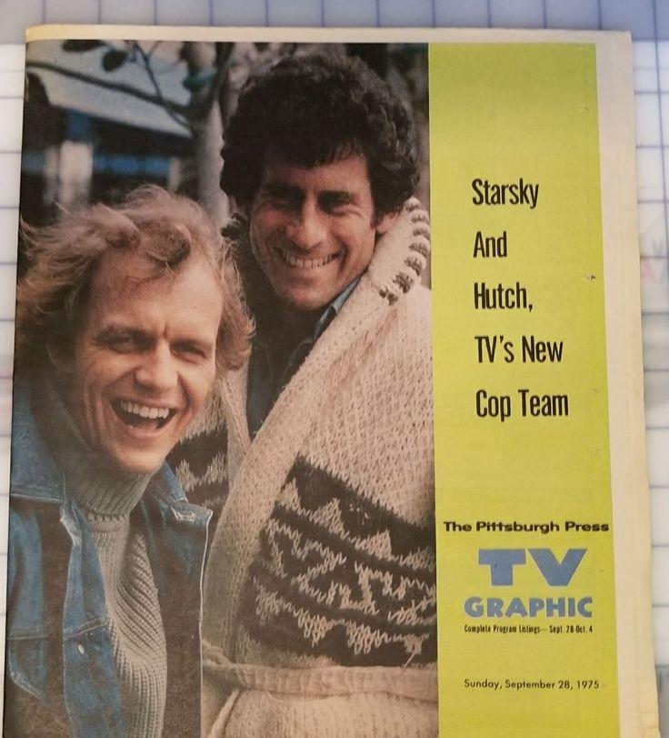 A Pittsburgh Press TV Guide from 1975 | Entertainment Memorabilia, Television Memorabilia, Other Television Memorabilia | eBay!