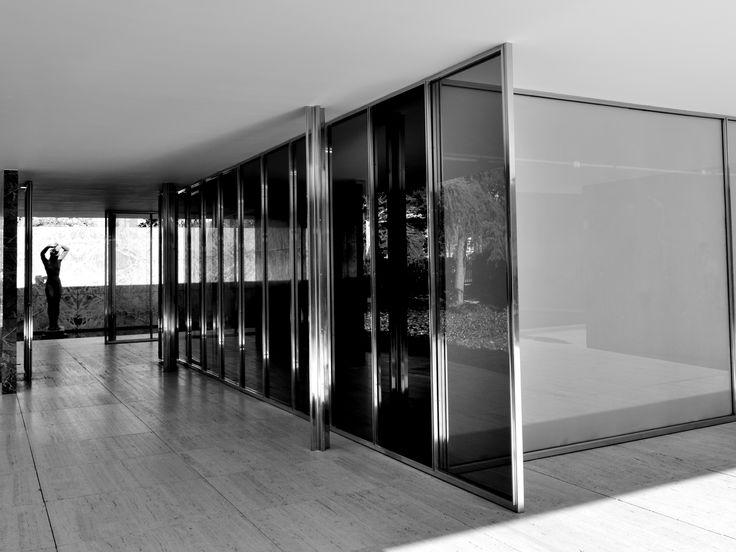 143 besten mies van der rohe bilder auf pinterest ludwig for Architektur 1929