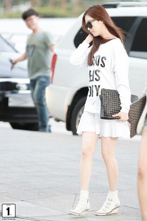 140604 seohyun's airport fashion | Seohyun - Style ...