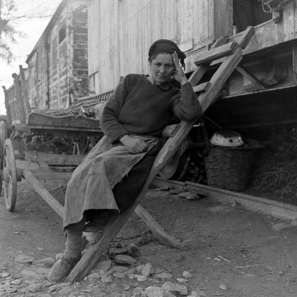 Greece Date taken:January 1948 Photographer:Dmitri Kessel