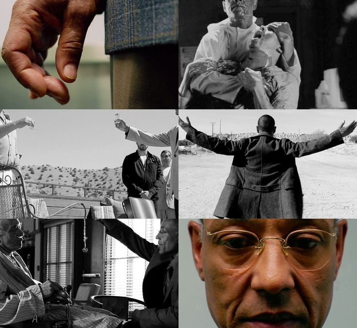 Gus Fring, Breaking Bad. One of the best bad guys/villains ever.