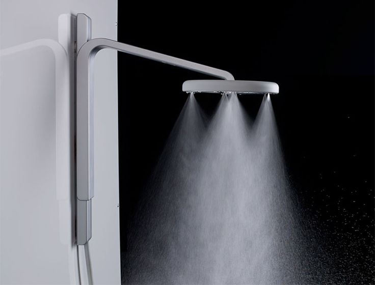 Stay clean and save water with The Nebia shower head! http://coolgadgetstoday.com/nebia-water-saving-shower-head/