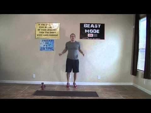 20 Min Burner - Fat Burning Workout - HASfit Exercises to Burn Fat - Workouts that Burn Fat