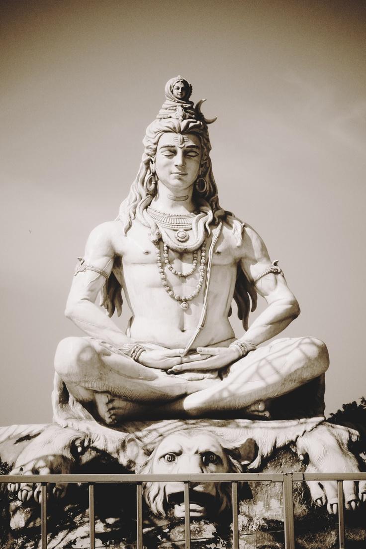 Lord Shiva - at Rishikesh