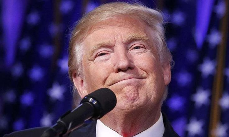Donald trump is elected new USA president - Tibba