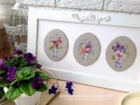"Gallery.ru / ostrovrukodelia - Альбом ""Французские букетики Veronique Enginger.,,Histoires de Fleur"""
