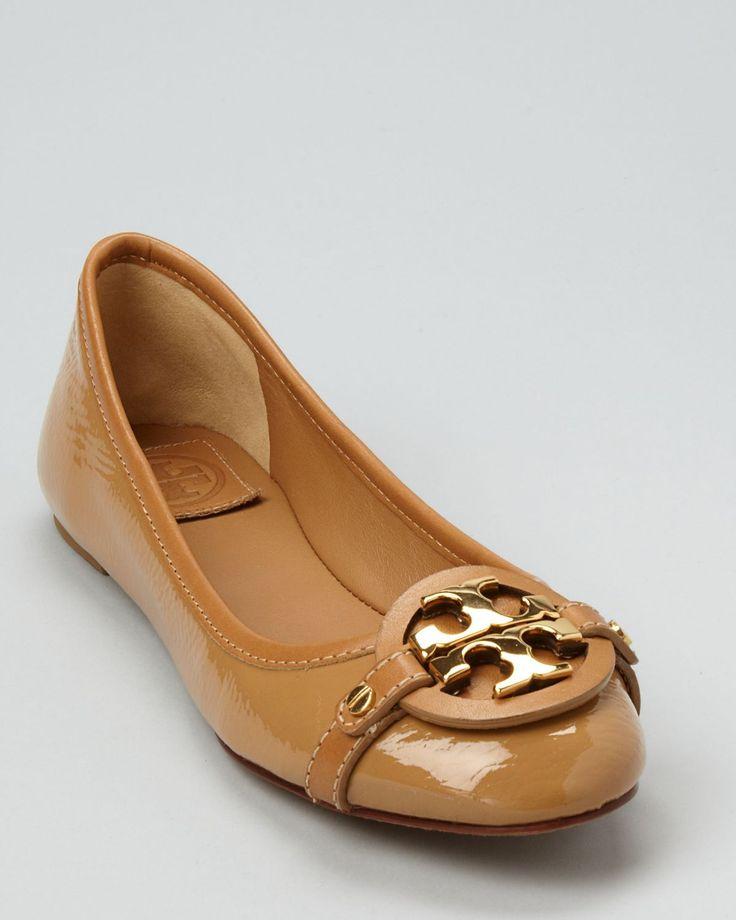 Tory Burch Flats - Aaden Ballet...love them!