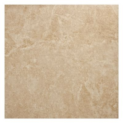 porcelain in a rosy beige with crme veining