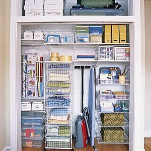 Closet Organizing Ideas best 20+ utility closet ideas on pinterest | junk drawer