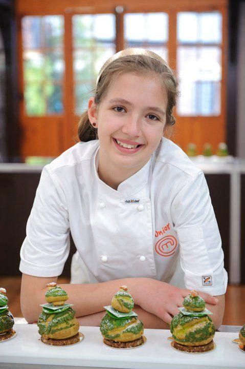 Isabel of Junior Masterchef Australia