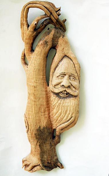 Best images about wood spirits and found on