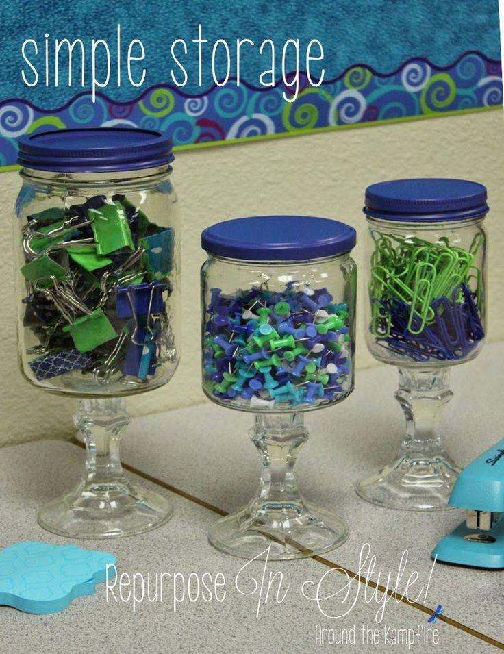 Classroom Decoration Ideas Forjaar ~ Best teacher desk organization ideas on pinterest