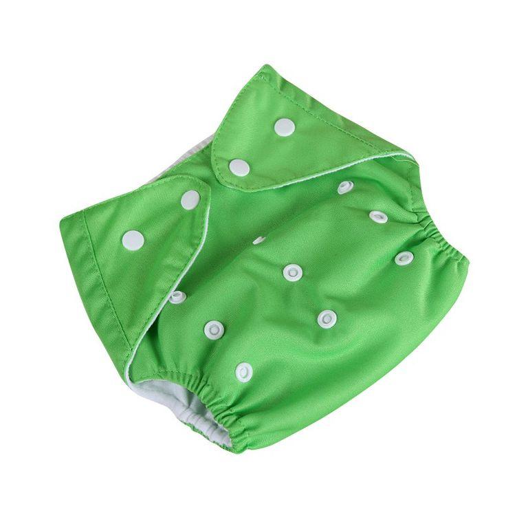 Narodziny Dziecka Pieluchy Pieluszki Wielorazowe Zmywalny Siatka/Bawełniane Spodnie Treningowe Cloth Diaper 0-3Y X16